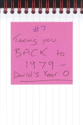 #7 - Taking you back to 1979