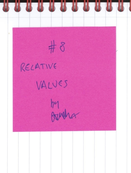 #8 - Relative Values