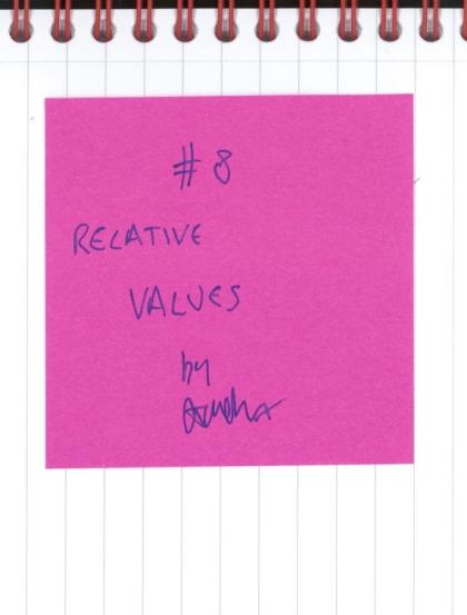 #8 - Relative Values